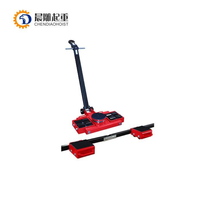 X + Y HIGH CAPACITY STEERABLE MACHINERY MOVING SKATE KIT