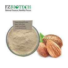 Bulk 100% pure health Drinking additives defatted almond flour
