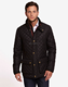 mens quilted blazer