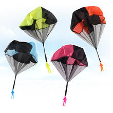 Children Outdoor Toys Hand Throw Parachute Toy Soldier Parachute Toy for Kids Other Classic Toys