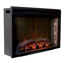Top Quality CE approved glass electric fireplace indoor