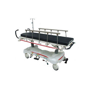 THR-111B Luxurious Hydraulic Stretcher with back rest X Ray translucent