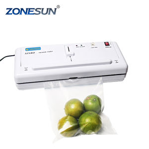 ZONESUN machine de conditionnement sous vide DZ300 machine de vide portable sous vide industrielle de Table