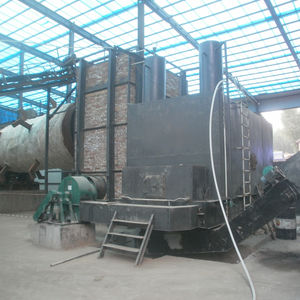 Industrial hot air generator, hot air furnace for ceramics powder, coal fired hot air furnace price