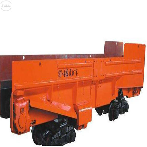 ST (D)-14B Tramcar Electric Mining Car Shuttle Mine Car для подземных дорог
