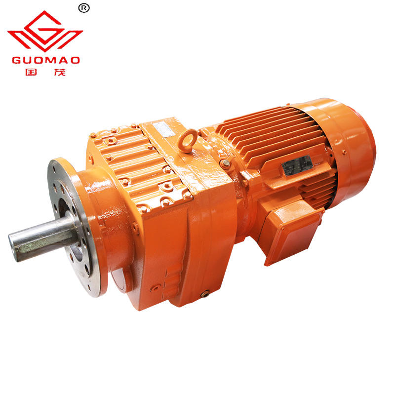 guomao drive industrial gr57 1 20 ratio reduction gearbox for vertical shaft reducer