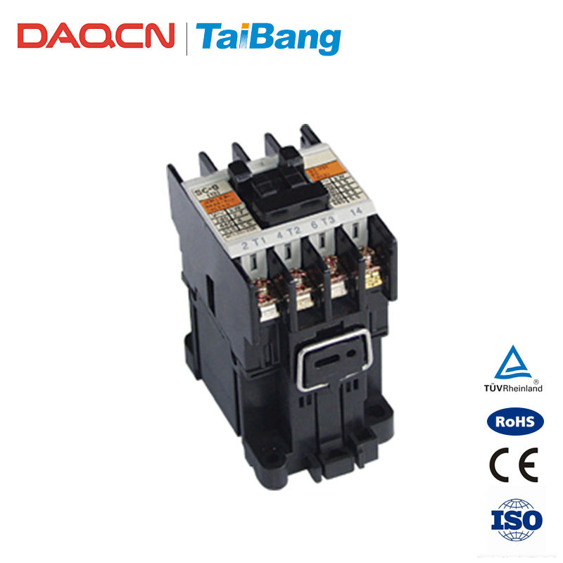 DAQCN 2018 China Famous Export Enterprise S Series 220V Coil Sc Ac Contactor