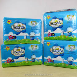 Wholesale Diaper Baby Product Disposable Sleepy Baby Diaper Manufacturer