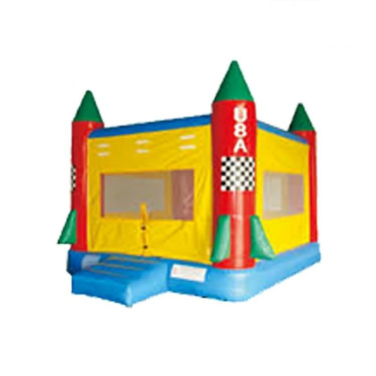 small inflatable indoor bouncer jumping castle inflatable residential inflatable mini bouncy castle HF-G175B
