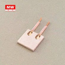 24V 100W Micro Size Ceramic Heating Element with thermocouple