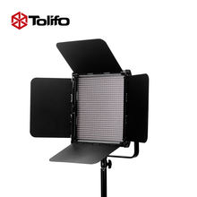 Dongguan Tolifo 60W Daylight LED Video Camera Light Photo Lights Best LED Lights for Video Production
