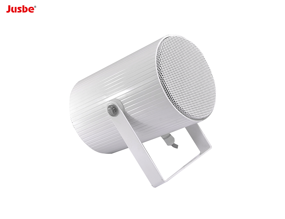GL-165T ABS One Way Projection Type Horn Projector Speaker 10W To 40W One-Way Directional Pa Wall Mount Speaker