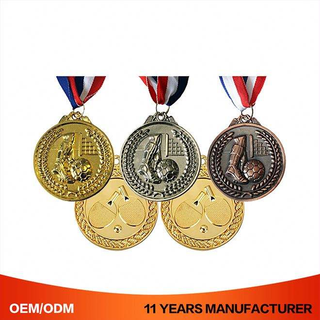 Sports Medals Awards For Kids With Custom Logo