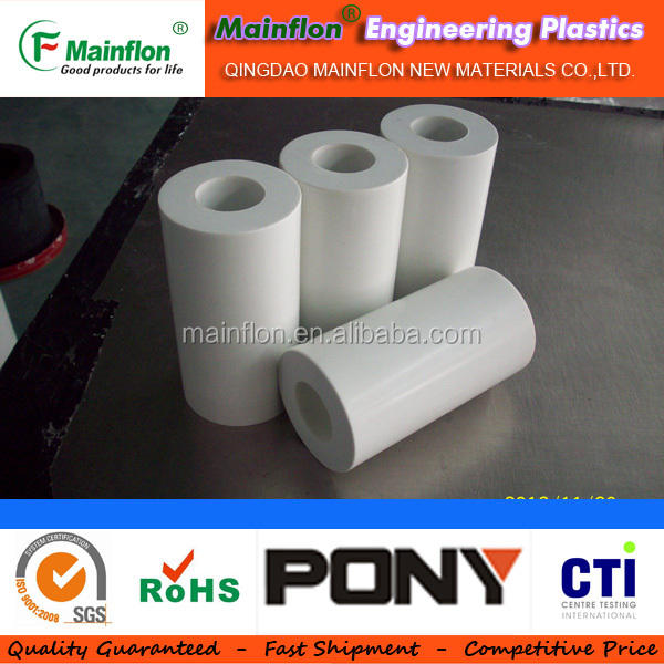 high quality Molded Glass Filled PTFE Pipe