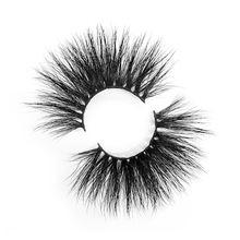 SY SHUYING create your own brand top seller 2019 25mm siberian 3d mink eyelash