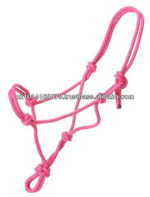 Horse Rope Halter Control Head collar Natural Horsemanship