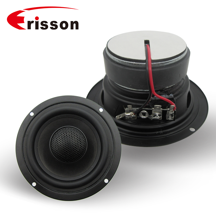 OEM 4 Inch 25W 4ohm 2-way Car Coaxial Loudspeaker Speakers Driver For Cars