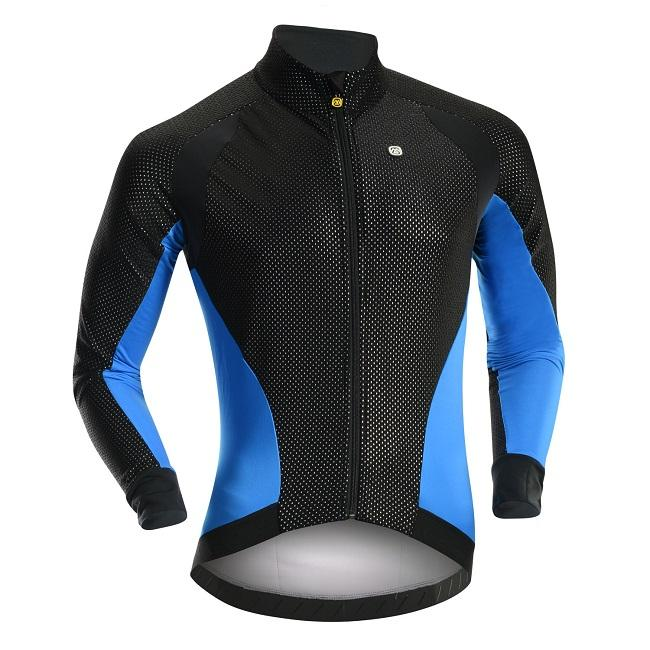 Monton Winter Cycling Jacket Wholesale Windproof Thermal Fleece Cycling Clothing