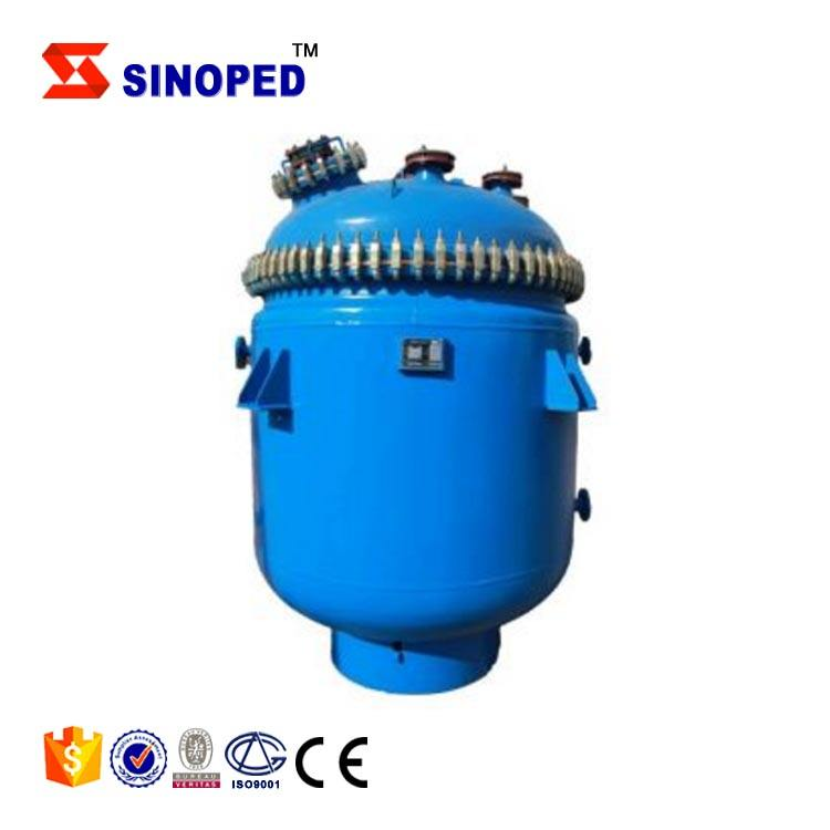Silicon Rubber Reactor Rubber Material Chemical Reaction Kettle
