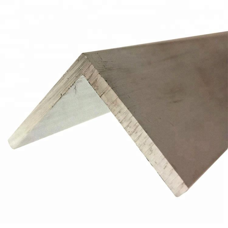 Custom Alloy 6063 Aluminum Angle Profile Bar For Garden