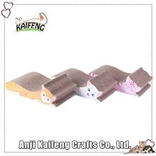New Arrival Wholesale Colorful Good Reputation Cat Scratch Pad