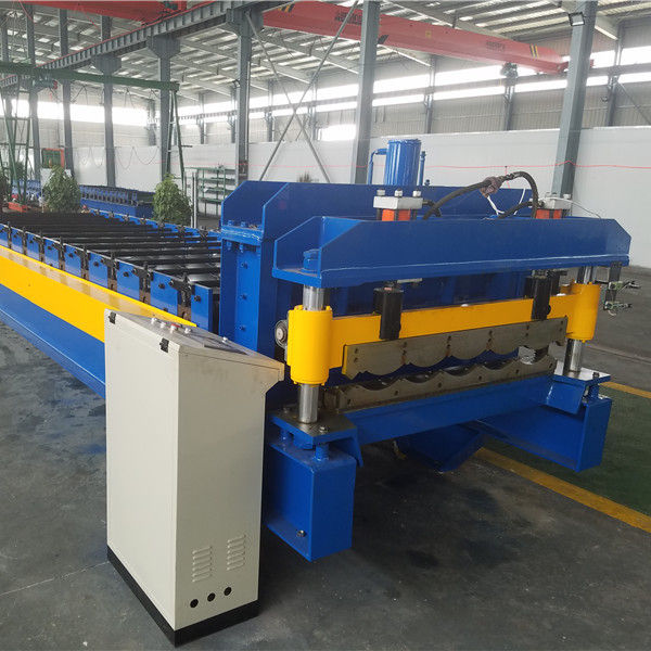 High quality glazed roll forming machine for sale