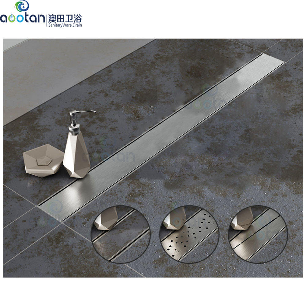 Best selling linear shower drain floor drain grate