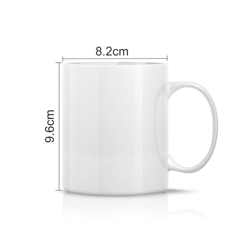 36PCS* Blank White Mugs AAA Grade 11OZ Sublimation Coated Mugs for Heat Press