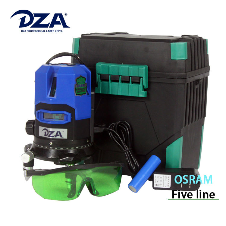 Qualified Durable Osram Ld 5 Line Construction 360 Rotary Home Hardware Laser Level For Decoration