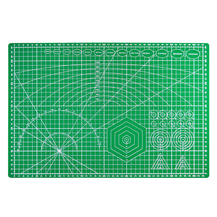 3 Layer Self Healing Gridded Cutting Mat