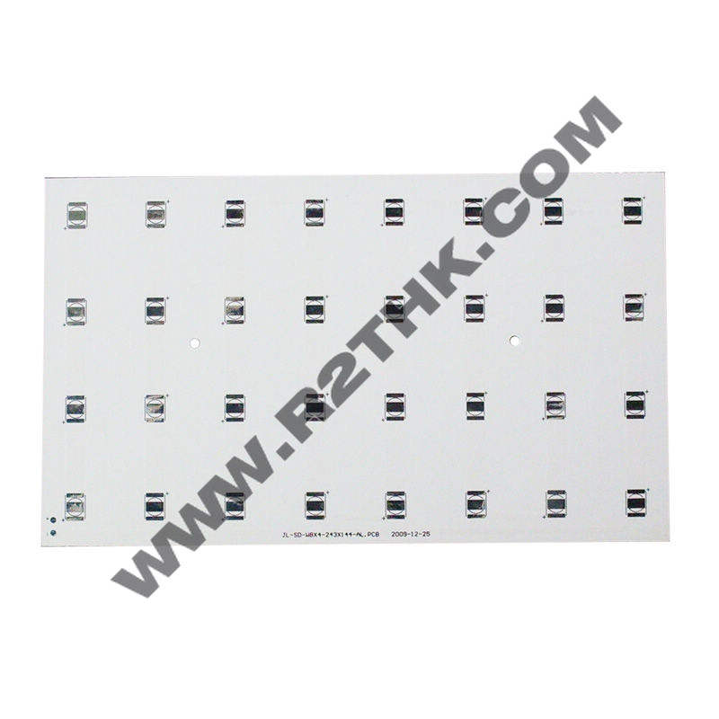UL&Rohs LED street tlight pcb board design manufacturer,94V0 aluminium cree led pcb