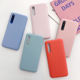 Fashionable Wholesale Custom Liquid Silicone Cell Phone Covers for Xiaomi 9 9SE Case Cover