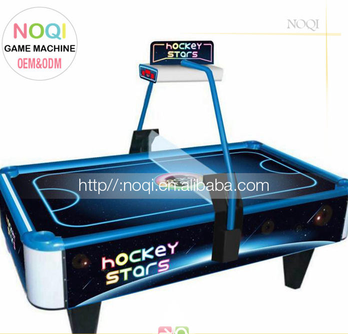 Indoor entertainment sport coin operated game machines newest superior amusement air hockey