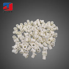 factory direct ivory white c799 al2o3 ceramic tube