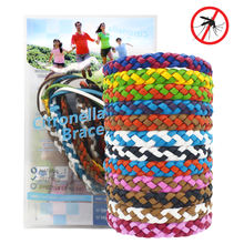 10 Pack Mosquito Repellent Bracelet Band - Premium Pest Control Insect Bug Repeller