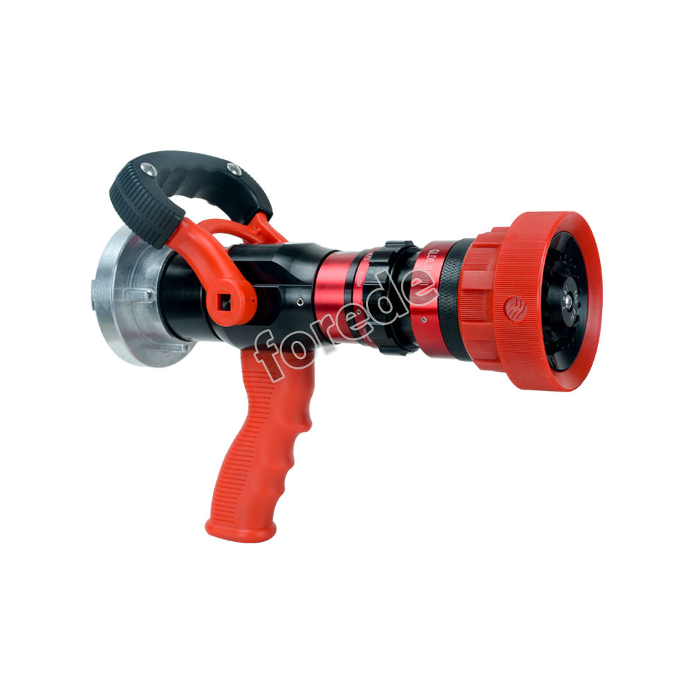 475LPM Select Flow Fire Nozzle With Pistol Grip