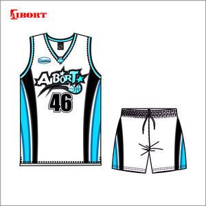 SUB-30-3 NCAA basketball jersey sublimation print