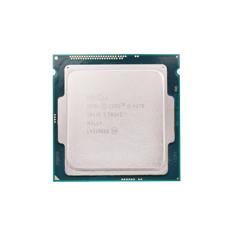 High Quality intel core i5 4570 quad core LGA 1150 CPU I5