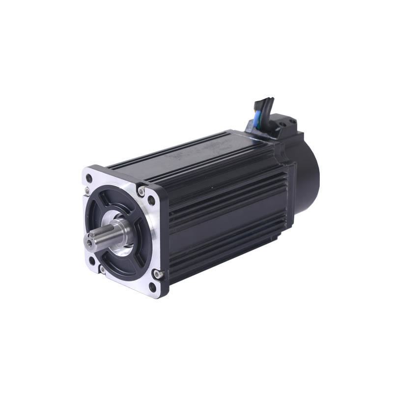 24v 48v high torque bldc motor 200w 250w 300w 400w Brushless DC Motor wih hall encoder brake for agv flatform lifting