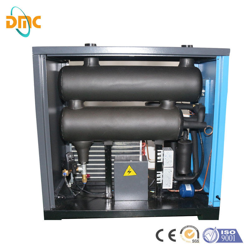 11m3/min Refrigerated Air Dryer Air Compressed For Condensed Water Vapor