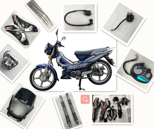 110CC forza motorcycle parts Complete Body Assy Factory Supply