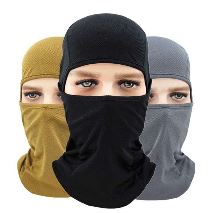 Windproof Protect Outdoor Balaclava Tactical Full Face Mask Military Balaclava