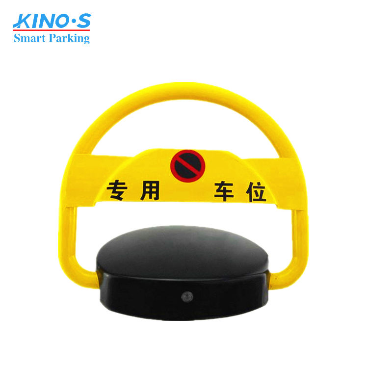Smart Parking Solution Parking Equipment Remote Control Car Parking Space Lock