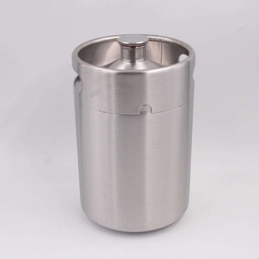 5l stainless steel beer keg container for sale 2019