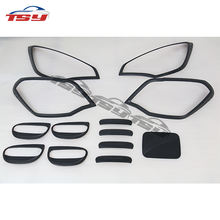 High Quality Auto Body kit  Black Full Parts  For MITSUBISHI MIRAGE G4