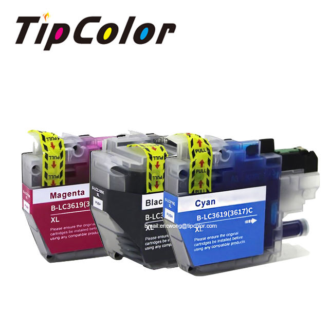 Compatible BROTHER MFC J2330 J2730 J3530 J3930DW Copier series LC3617 LC3619 Ink Cartridge