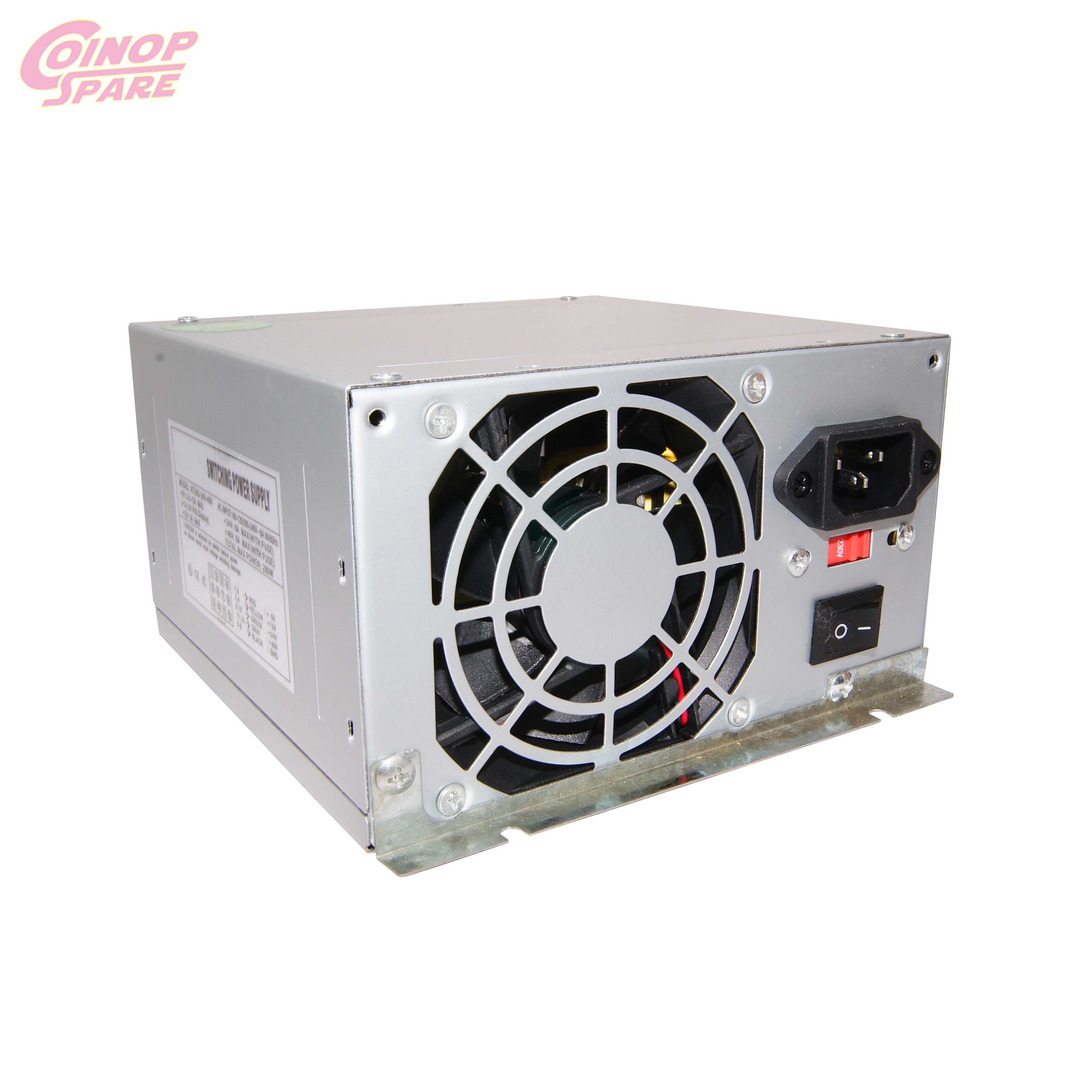48V 6A Uninterruptible Adjustable Computer Power Supply