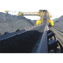 belt conveyors system for coal mining industry