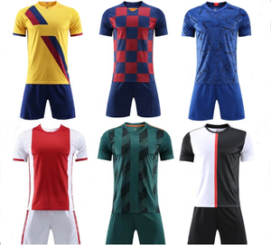 2019/2020 Best Grade Top Thai Quality Sublimation Football Shirt Soccer Jersey Uniforms