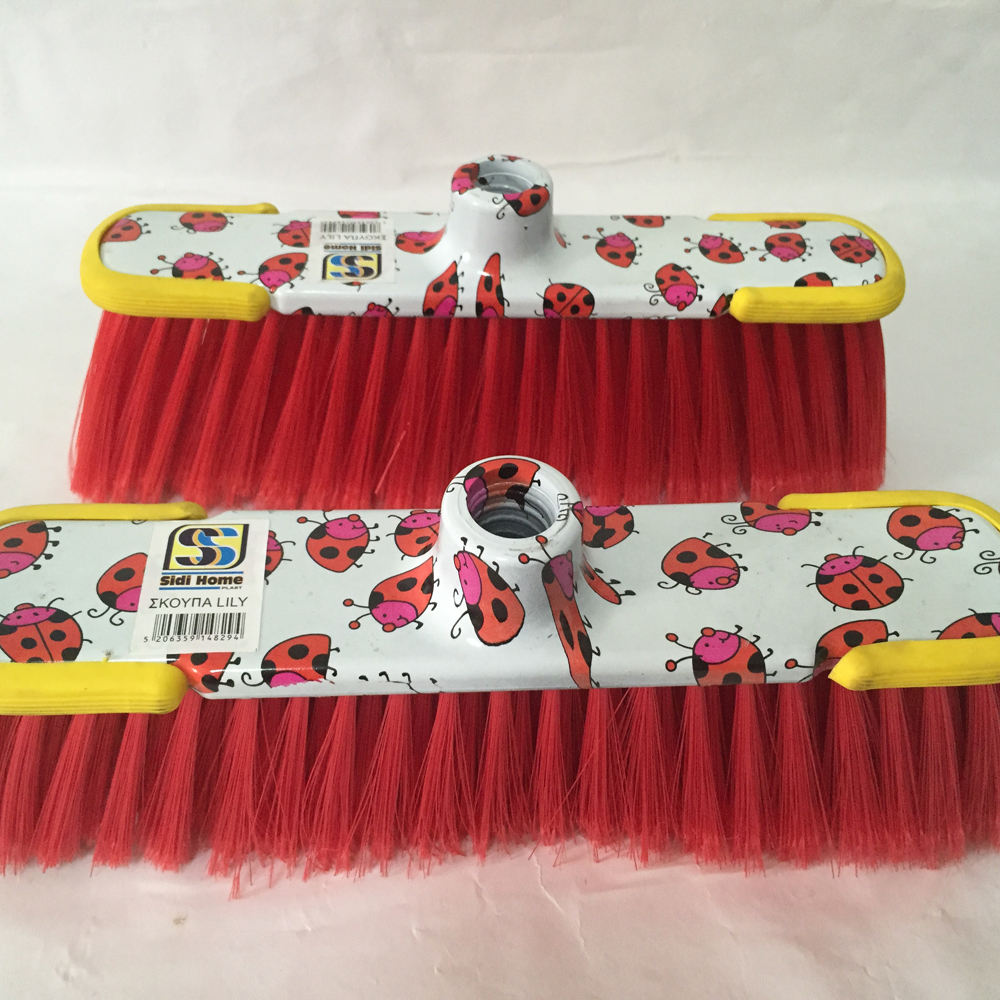 cleaning products plastic broom head household coco broom